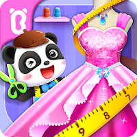 Baby Panda's Fashion Dress Up Game
