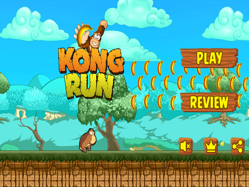 Banana King Kong - Super Jungle Adventure Run 3.1 screenshots 9
