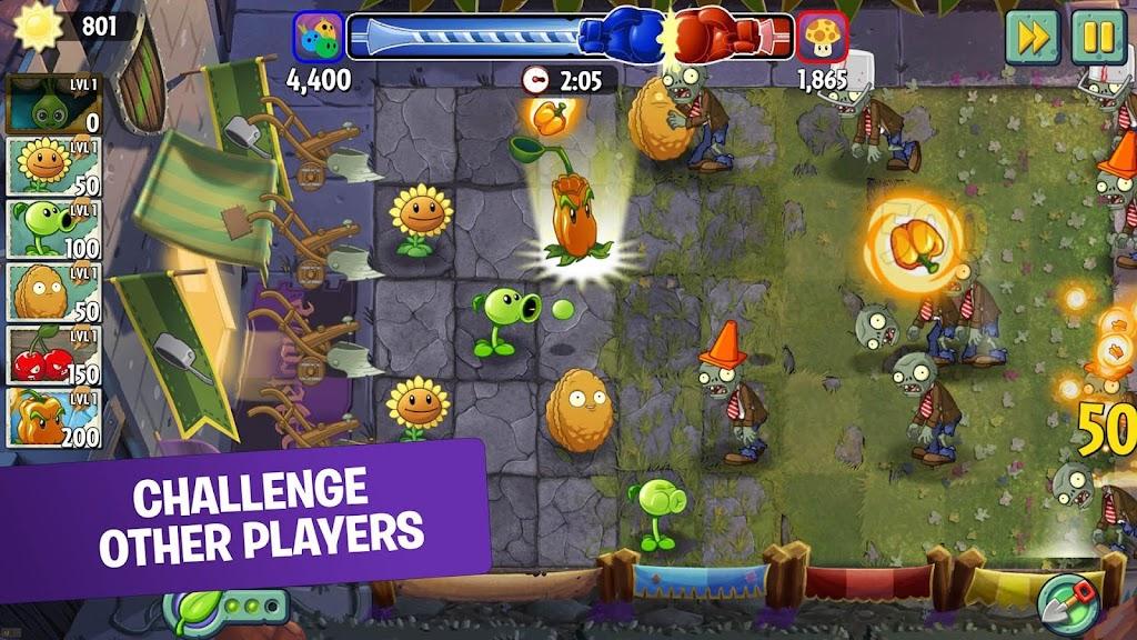 Plants vs Zombies™ 2 Free  poster 3