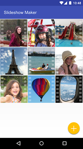 Scoompa Video - Slideshow Maker and Video Editor  Screenshots 1