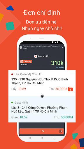 ShopeeFood Driver android2mod screenshots 1