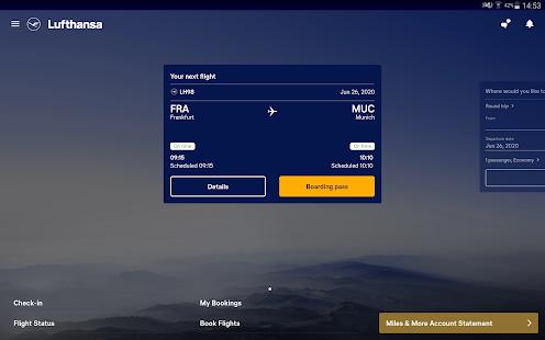 Lufthansa 8.6.1 Screenshots 10