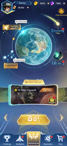 NOVA: Fantasy Airforce 2050  screenshots 1