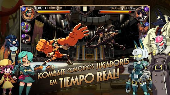 Skullgirls: RPG de Lucha 2