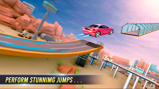 Mega Ramps - Galaxy Racer  screenshots 1