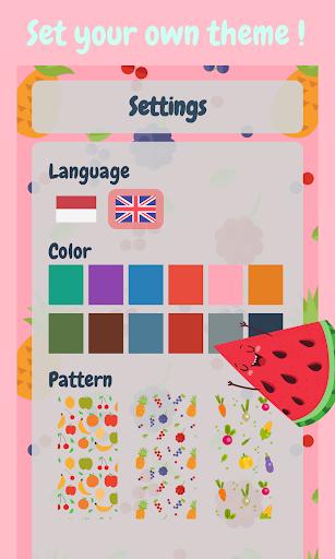 Fruits & Vegetables Quiz - Fruiz  screenshots 5