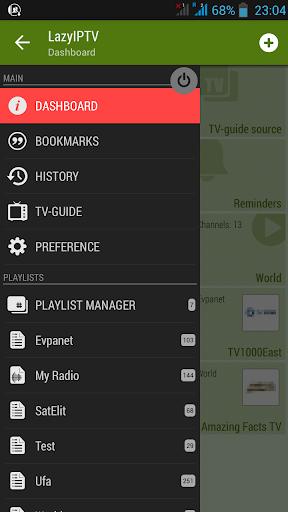 LAZY IPTV  Screenshots 2