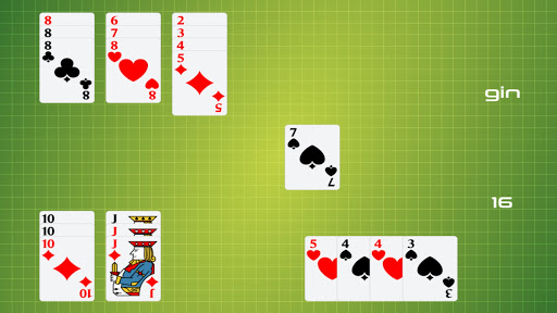 Gin Rummy 308000 screenshots 2