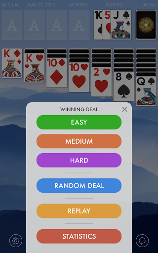 Solitaire screenshots 23