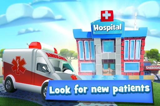 Dream Hospital - Health Care Manager Simulator apkpoly screenshots 2
