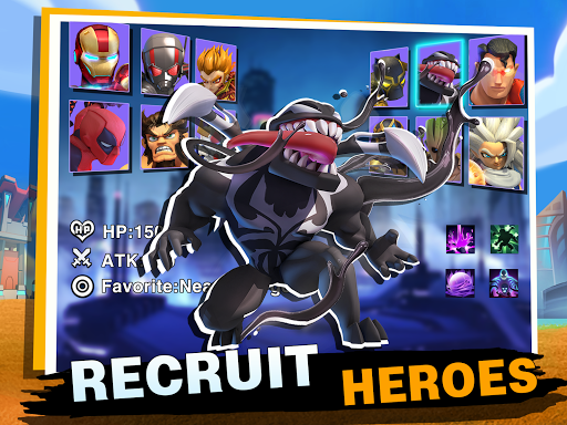 Clash of Warpath: Wild Rift - Hero LoL Mobile 1.0.0 Screenshots 12