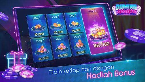 Domino Qiuqiu 3D ZingPlay - Poker QQ 99 Terbaik apkdebit screenshots 7