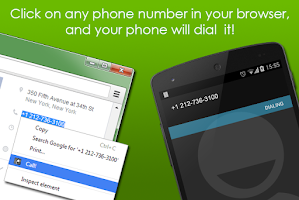 Call From Browser