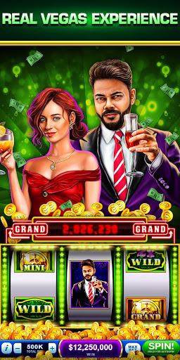 Super Vegas Slots - Casino Slot Machines! 1.41 screenshots 8