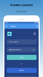GetTempMail Pro v1.0.0 [Paid] 4