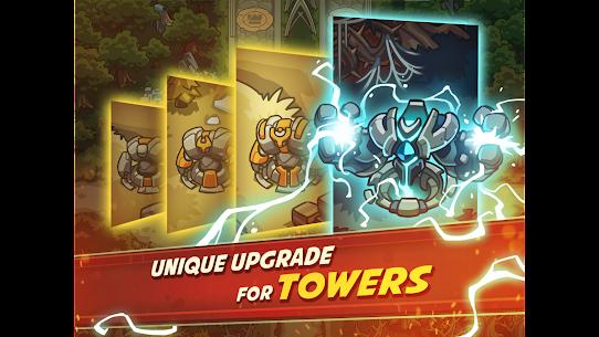 Empire Warriors Premium: Tower Defense Games 7