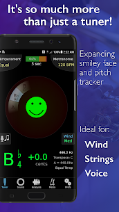 Free TonalEnergy Tuner and Metronome 3