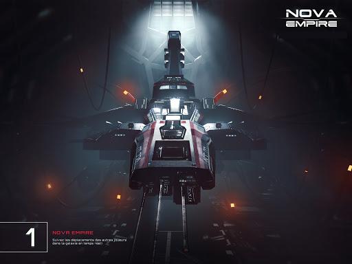 Nova Empire: Commandant spatial -MMOde stratégie APK MOD – Monnaie Illimitées (Astuce) screenshots hack proof 2