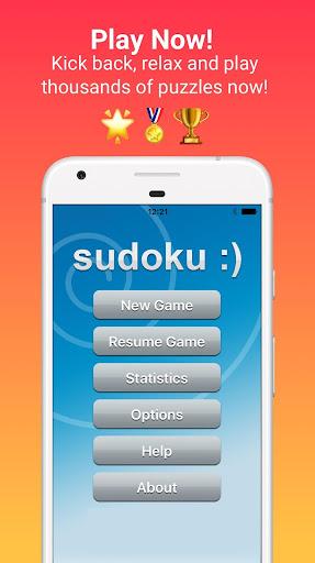 Sudoku :) apkmr screenshots 4