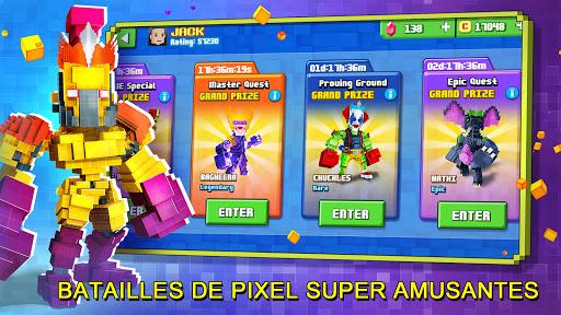 Télécharger Gratuit Super Pixel Heroes 2021 mod apk screenshots 5