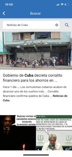 CiberCuba - Noticias de Cuba 4.5.2 Screenshots 3