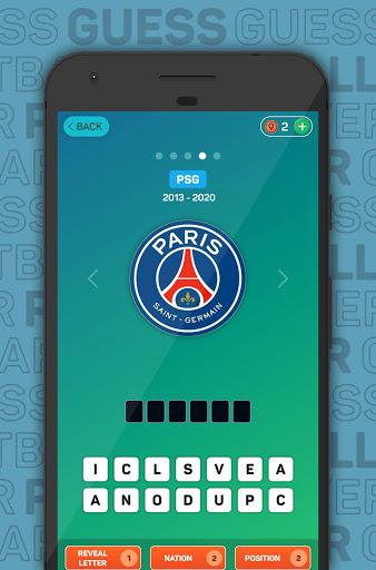 Guess The Soccer Player. Football Quiz 2019 3.0.1 screenshots 1