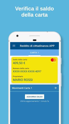 Reddito di Cittadinanza App screenshots 2