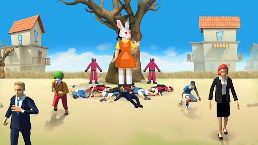 Squid Challenge - survival game apkpoly screenshots 4