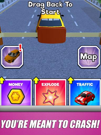 Slingshot Crash Apkfinish screenshots 7