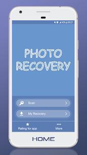 Photo Recovery – Restore Image MOD (Pro) 1