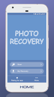 Photo Recovery - Restore Image Screenshot