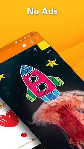 Simple Draw: Quick Sketchbook and Drawing App 5.2.3 Screenshots 2