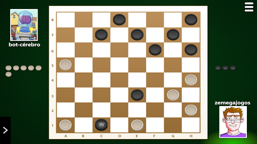 Checkers Online: Classic board game 103.1.23 screenshots 2
