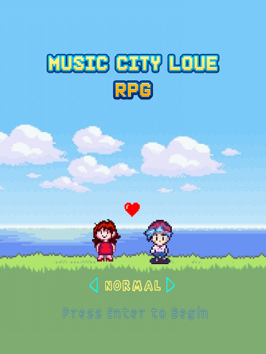 FNF RPG Music City - Love Journey apkpoly screenshots 11