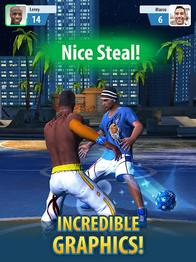 Basketball Stars screenshots 16