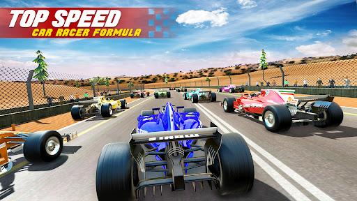 Formula Car Driving Games - Car Racing Games 2021 1.0.0 screenshots 3