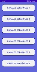 TDT - Pública España TV Gratis 1.3