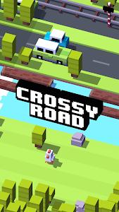 Crossy Road 4.8.0 (Mod Coins/Unlocked)