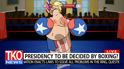 Election Year Knockout - 2020 Punch Out Boxing  screenshots 1