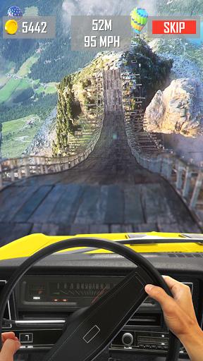 Mega Ramp Car Jumping  screenshots 2