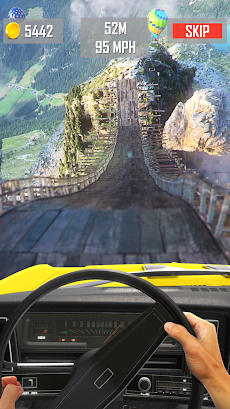 Mega Ramp Car Jumpingのおすすめ画像2