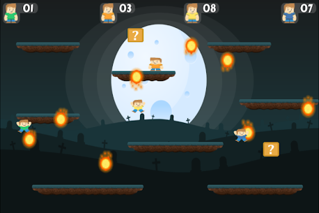 Squash Wars: Multiplayer Hack for Android and iOS 2