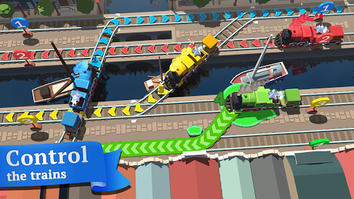 Train Conductor World 19.1 screenshots 1