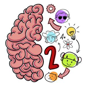 Brain Test 2 Tricky Stories 0.133 by Unico Studio logo