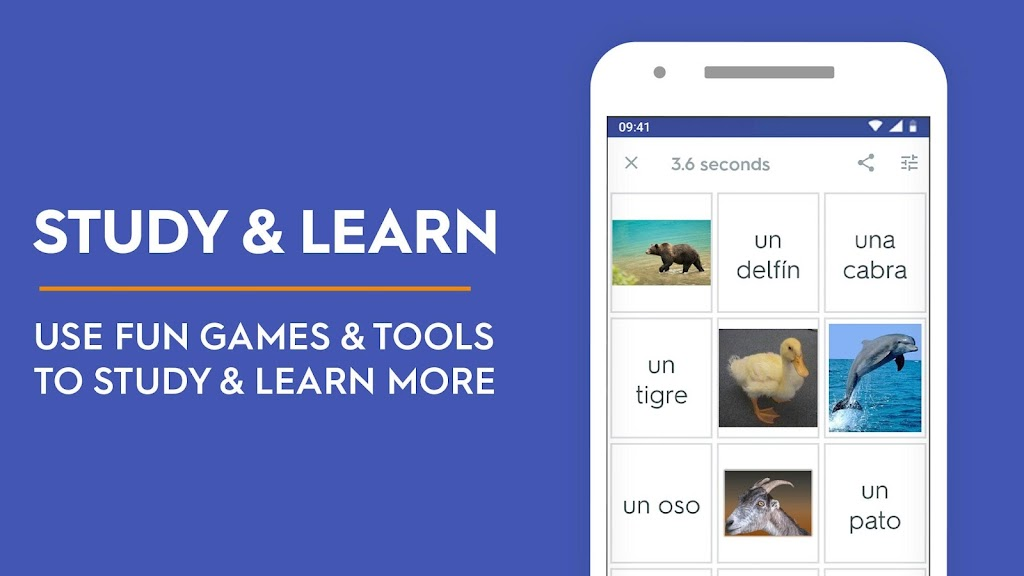 Quizlet: Learn Languages & Vocab with Flashcards poster 2