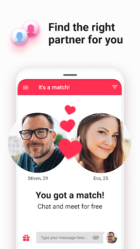 Dating and Chat - SweetMeet android2mod screenshots 1