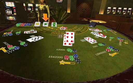 blackjack vr by playspace screenshot 3