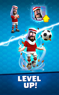 Soccer Royale: Clash Games 1