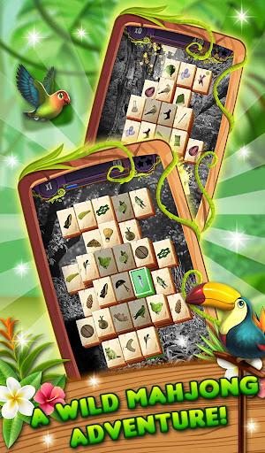 Mahjong Animal World - HD Mahjong Solitaire screenshots 1