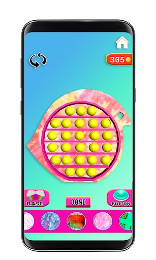 Pop it fidget toy 2! DIY calming asmr popers game 1.0.4 screenshots 6